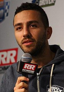 Alon Day Israeli racing driver
