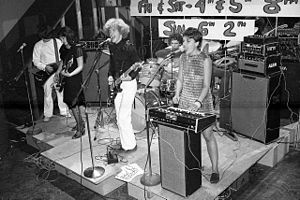 Alternate Learning - Alternate Learning performing in 1980.