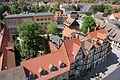 Altstadt Quedlinburg von oben gesehen . IMG 1444WI.jpg