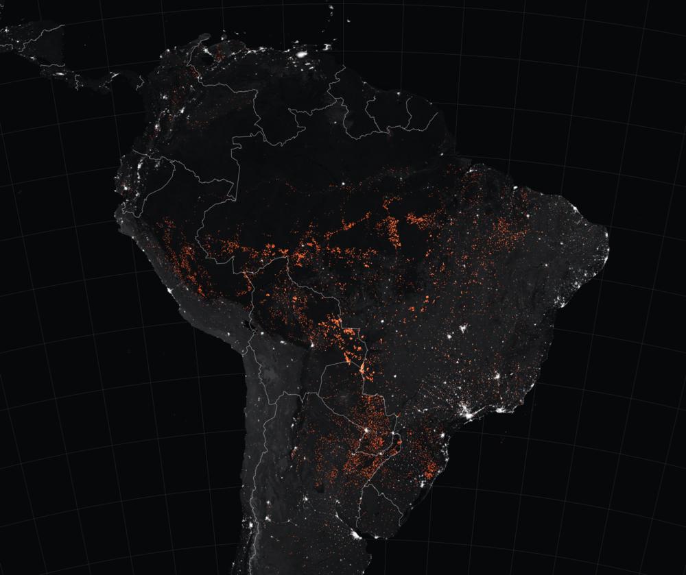 2019 Amazon Rainforest Wildfires Wikiwand