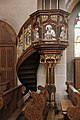 Amberg, St Martin, Pulpit 03.JPG
