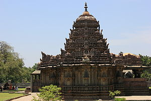 Amrutesvara Temple, Amruthapura - Ekakuta (singly shrined), Amruteshvara temple, 1196, Chikkamagaluru district