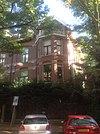foto van Rechterdeel van een in dubbele geheel vrijstaande villa