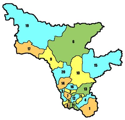 деление Амурской области