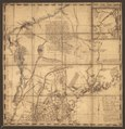 An accurate map of His Majesty's Province of New-Hampshire in New England & all the adjacent country northward to the River St. Lawrence, & eastward to Penobscot Bay, containing the principal places LOC gm71000597.tif