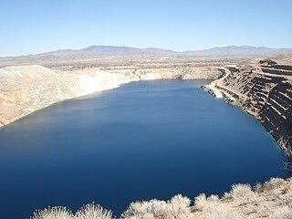 Anaconda Copper Mine (Nevada)