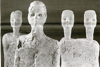 Arthur M. Sackler Gallery - Ancient sculptures from Jordan