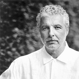 André Heller Austrian artist, author, singer and actor