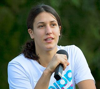 Andrea Lekić Serbian handball player