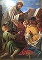 Andrea Pozzo 1700s altarpiece Saint Francis Xavier IMG 0130.JPG