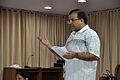 Anil Shrikrishna Manekar - Introduction - International Day of Yoga Celebration - NCSM - Kolkata 2015-06-21 7259.JPG