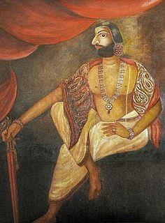 Marthanda Varma King of Travancore