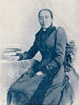 Anna J. Cooper - Image: Anna J. Cooper 1892