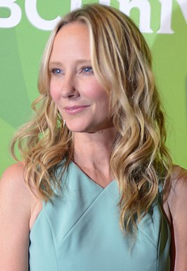 Heche in 2014