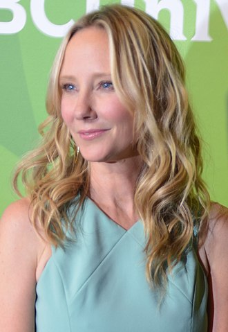 Anne Heche - Anne Heche at NBCUniversal's 2014 Summer TCA Tour