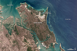 Curtis Island National Park Protected area in Queensland, Australia