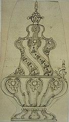 Design for an incense holder
