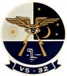 Anti-Submarine Squadron 32 (US Navy) patch 1967.png