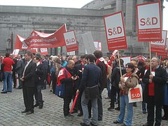 Anti-austerity protest in Brussels on September 29, 2010.jpg
