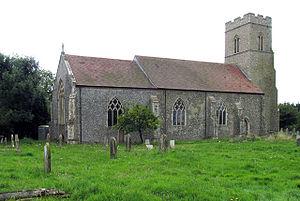 Antingham - Image: Antingham Parish Church