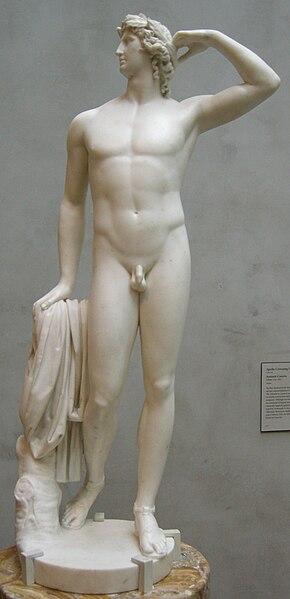 Archivo: Antonio Canova, apolo che si inCORONA, 1781-82.jpg