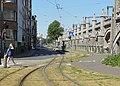 Antwerpen - Antwerpse tram, 23 juli 2019 (216, Mercatorstraat, Zurenborgstraat, Cuperusstraat).JPG