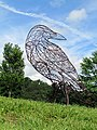 Apollo's Scorn Todd Frahm Art in the Garden Hillsborough NC 3696 (36143405765).jpg