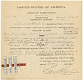Application for Registration of Trademark by RC Erskine, May 17, 1905 (MOHAI 12452).jpg