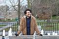 Arafat Mohammad Noman at Nottingham University.jpg
