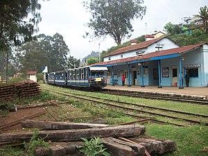 Aruvankadu - Aruvankadu railway station
