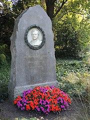 Arnold-Bürkli-Gedenkstein