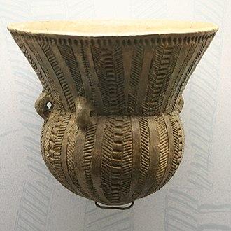 Funnelbeaker culture - Image: Archäologisches Landesmuseum Schloss Gottorf 062