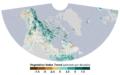 Arctic Vegetation Index Trend (WH).png