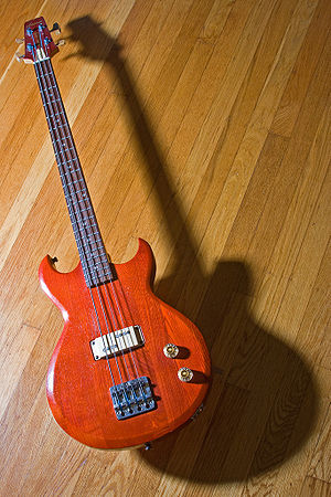 Aria (guitar company) - Aria Pro II Bass