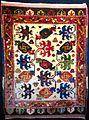Armenian dragon rug, end of 19th century, Cropped.jpg