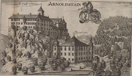 Arnoldstein valvasor 1688