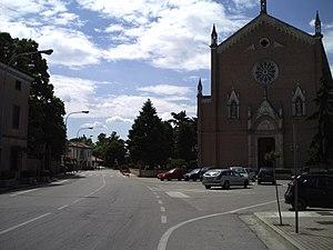 Arre, Veneto - Image: Arre