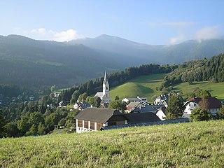 Arriach Place in Carinthia, Austria