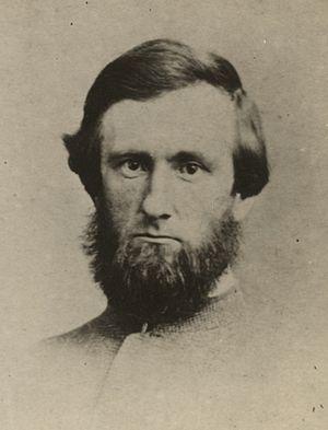 Arthur Samuel Atkinson - Arthur Samuel Atkinson in 1860