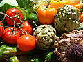 Artichoke, tomato, DSCF1613.jpg