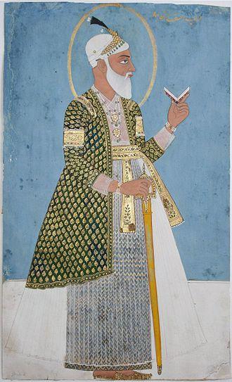 Qamar-ud-din Khan, Asif Jah I - Asaf Jah I, Viceroy of the Deccan