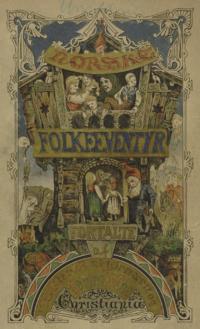 Norwegian Folktales cover