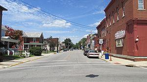 Ashville, Ohio - Image: Ashville OH2