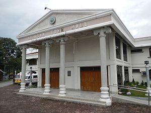 Asingan, Pangasinan - Image: Asinganhalljf 8096 05