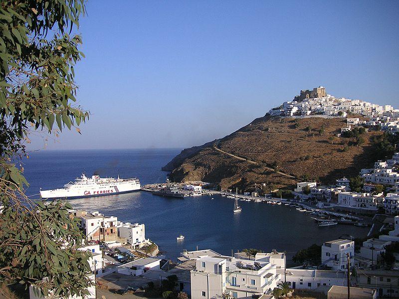 Vé máy bay giá rẻ đi Astypalaia Hy Lạp
