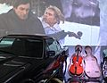 Aston Martin V8 & Cello Case Sled (The Living Daylights) National Motor Museum, Beaulieu.jpg
