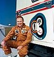 Astronaut Gerald P. Carr, commander of the Skylab 4 mission.jpg
