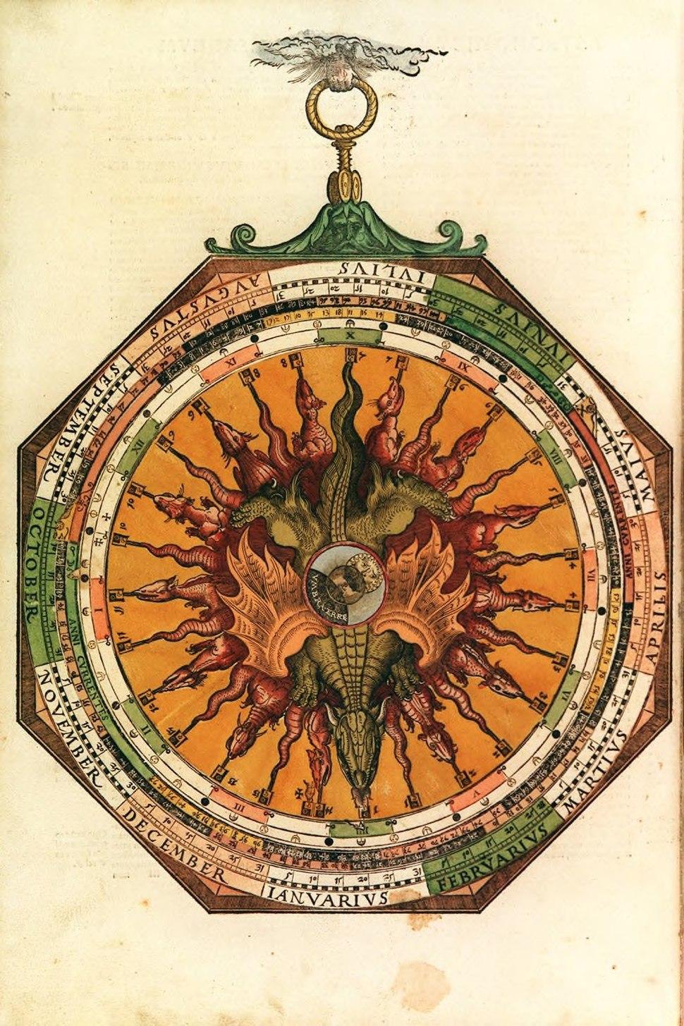 Astronomicum Caesareum (1540).f18