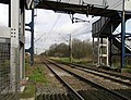 At Cheshunt Station crossing, Herts - geograph.org.uk - 345949.jpg
