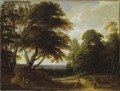 At the Edge of the Forest (Lodewyk de Vadder) - Nationalmuseum - 17668.tif